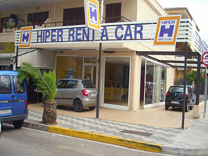 Hiper Rent a Car - Ca'n Picafort