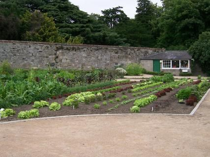 Giardino botanico nazionale a dublino irlanda con for Giardino botanico milano