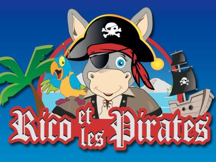 Rico & les Pirates, parc de jeux