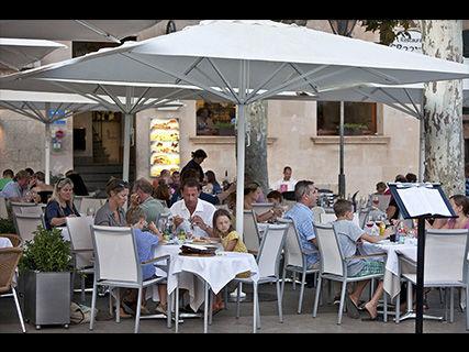 Restaurant i Cafè GR221