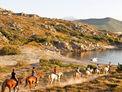 Randos équestres: Mer & montagne
