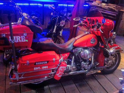 Harley Davidson, Reparación y Asistencia