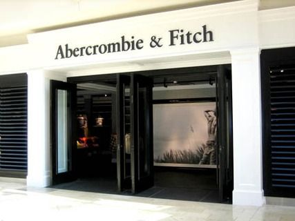 abercrombie fitch londres