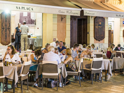 Restaurant Sa Plaça