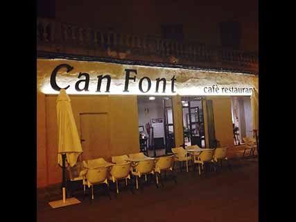 Celler Can Font (Campos)