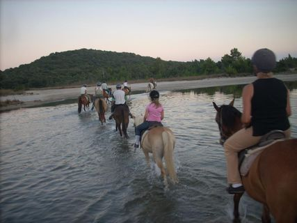 Horse riding during easter weekend