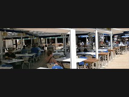 Restaurant i Café Port Blau