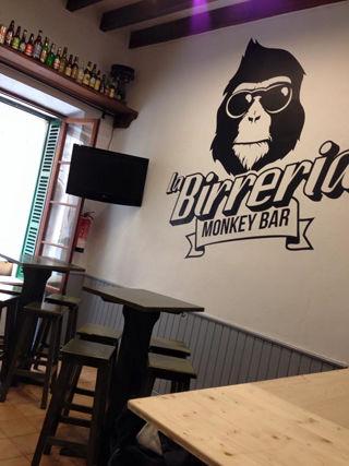 La Birreria. Cerveses i pintxos.