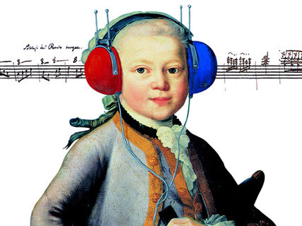 Mozart Audio-Visual Collection