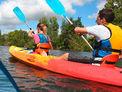 Stand up Paddle& kayak
