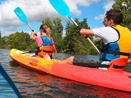 Stand up Paddle & kayak
