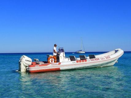 Taxi Boat Saleccia