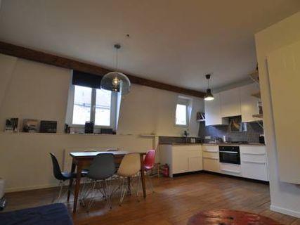Trendy Penthouse Flat