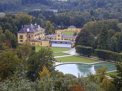 Hellbrunn Palace & the water games