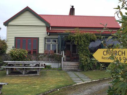 Church Hill Restaurant & Oyster Bar
