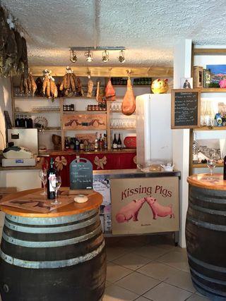 Kissing Pigs Wine Bar