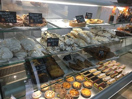 Amadeus 2, bakery-pastry