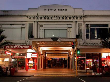 St Kevins Arcade