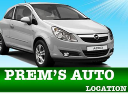Prem's Auto Location