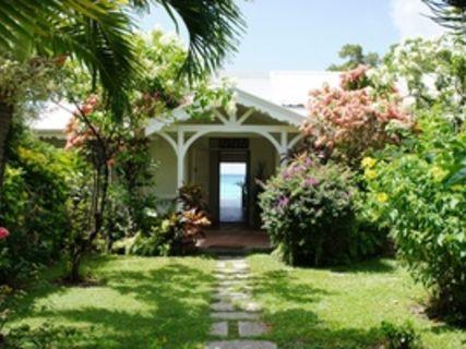 Villa LILEA : 8 personnes accès plage privée