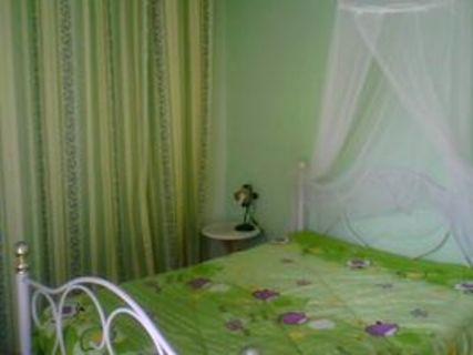 Chambre Iguane de la villa Man'Cina