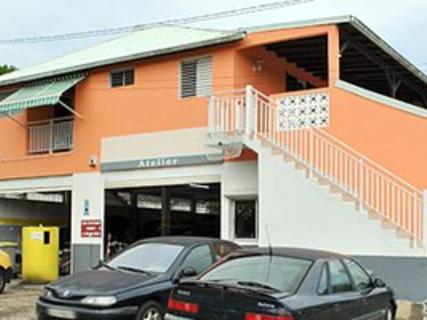 Garage de Sainte Marie