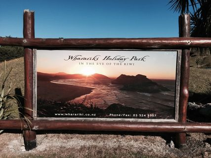 Wharariki Beach Holiday Park