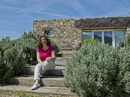 Wines of the Domaine Stéphanie Olmeta