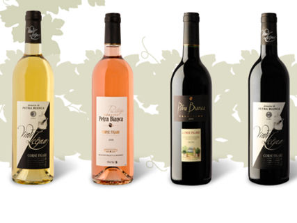 Domaine Petra Bianca wine