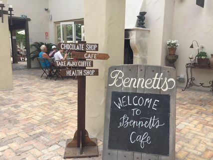 Bennetts Café & Chocolaterie