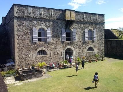 Musée Fort Napoléon