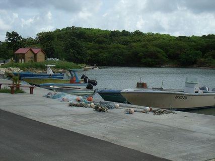 Port de pêche de Ravine Sable
