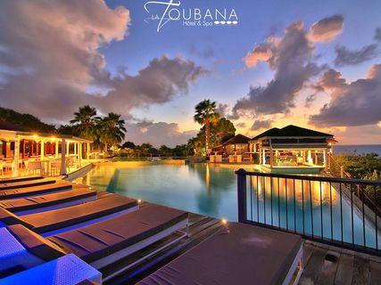 La Toubana Hôtel & Spa****