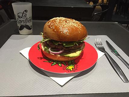 La Kantoch' (fast food/take away)