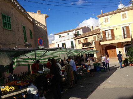 Mercado Tradicional de Calvià-Vila
