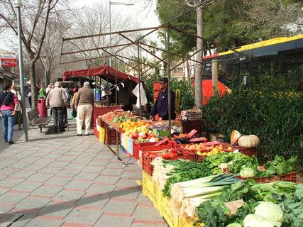 Mercado Semanal - Paguera
