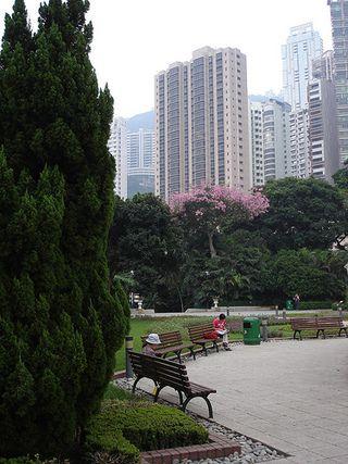 Jardin zoologique et botanique de hong kong hong kong for Jardin hong kong