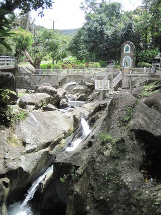 Notre Dame des larmes,sanctuaire