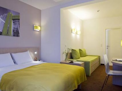 Aparthotel Adagio Access Bruxelles Europe Aparthotel