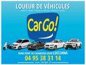 Réservez un véhicule de location chez Car'Go