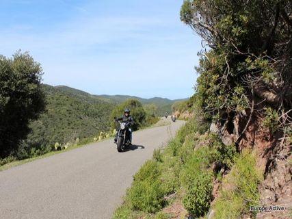 Motorcycling holidays