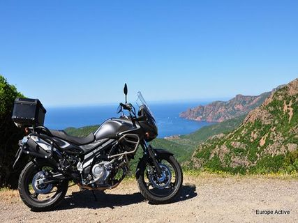 Motorcycling holidays