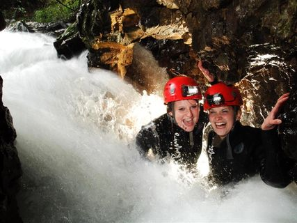 Waitomo - Blackwater Rafting