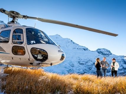 Heliworks Mt Cook