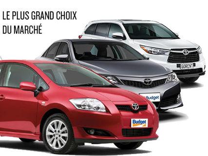 Location de voitures Christchurch