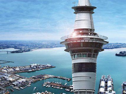 Sky Tower et SkyCity