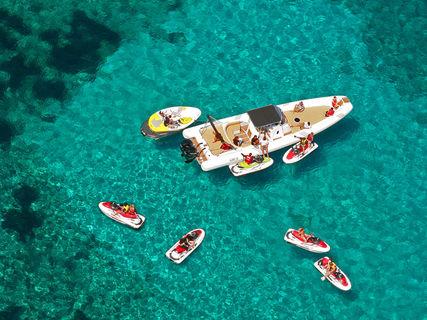 Jet ski noleggio e tour, paddle