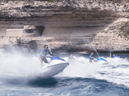 Jet ski rental & tour, paddle