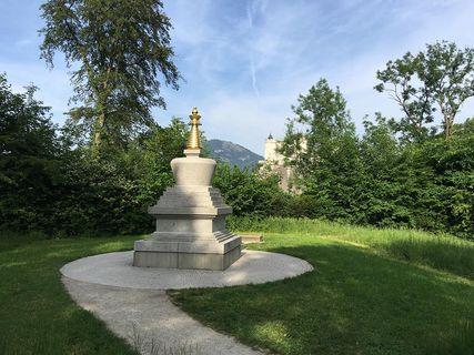 Buddhistische Stupa