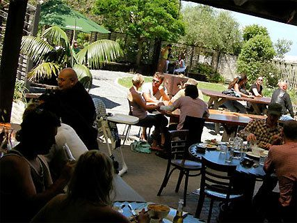 Leigh Sawmill Café
